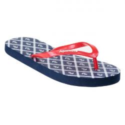 Papuci flip-flops pentru femei AQUAWAVE Rachel Wmns marine, Rosu