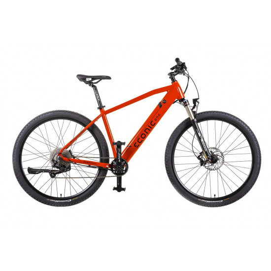 Bicicleta electrica CROSS COUNTRY Econic One - Rosu