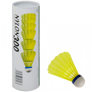 Fluturasi de badminton MAXIMA, 6 buc/cutie