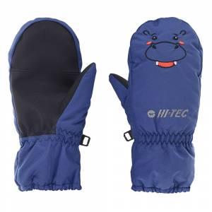 Manusi de iarna pentru copii HI-TEC Nodi, Albastru