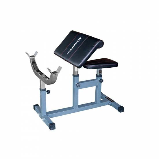 Banca / Stand biceps inSPORTline LKC301
