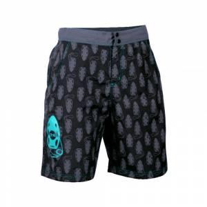Shorts barbati HI-TEC Bradley - albastru