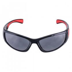 Ochelari de soare pentru copii HI-TEC Siru JR (HT-026-1), Negru/Rosu