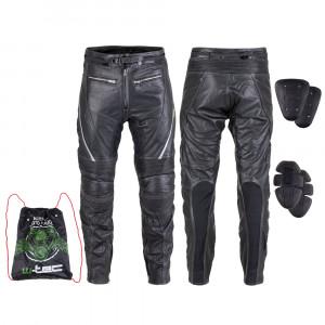 Pantaloni moto pentru barbati W-TEC Vilglen, Negru
