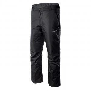 Pantaloni de schi pentru barbati HI-TEC Forno, Negru