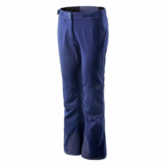 Pantaloni de schi pentru femei IGUANA Lorne W, Albastru inchis