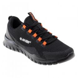 Pantofi sport pentru barbati HI-TEC Herami, Negru/Gri/Portocaliu