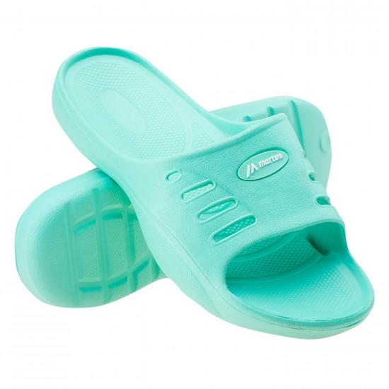 Papuci pentru femei MARTES Arona Wos, Turcoaz