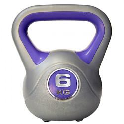 Gantera inSPORTline Vin-Bell 6 kg