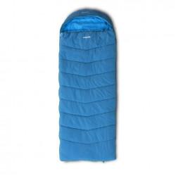 Sac de dormit PINGUIN Blizzard Wide PFM 190cm - Nou 2020, Albastru