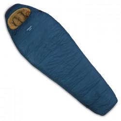 Sac de dormit de iarna PINGUIN Spirit CCS 185cm, Albastru