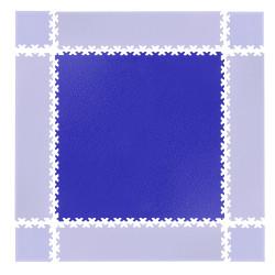 Podea modulara inSPORTline Simple, Albastru