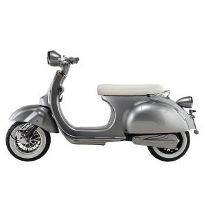 Scuter electric MOTORETTA D1 CLASSIC 1500 W - Gri