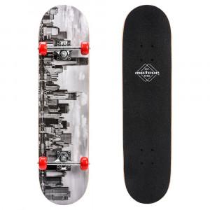 Skateboard METEOR Wooden City