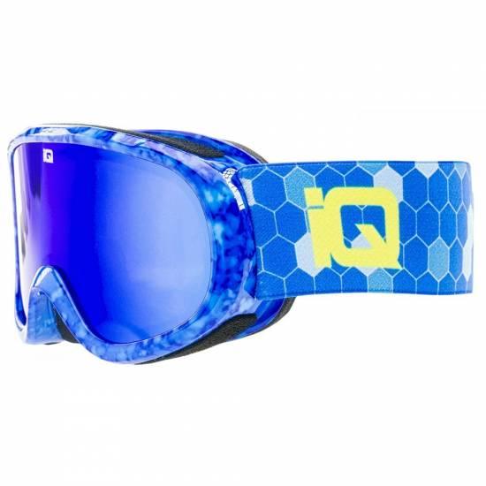 Ochelari de schi IQ Tignes Jr, Albastru