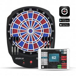 Panou de darts inteligent CARROMCO Smartness Arcadia 4.0