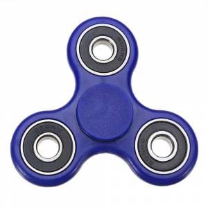 Fidget Tri-Spinner, Albastru