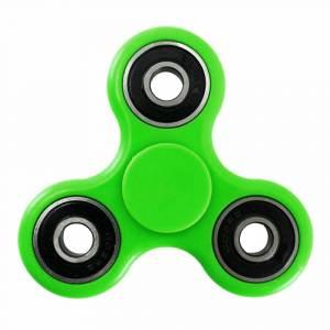 Fidget Tri-Spinner, Verde