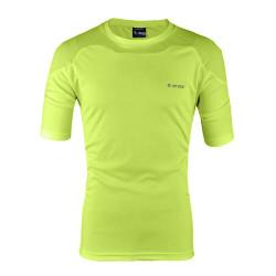 Tricou HI-TEC Usain Active, Mar verde