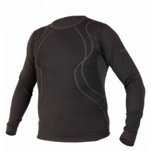 Bluza termica HI-TEC GEMM, Negru