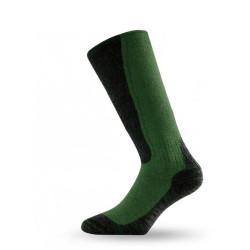 Sosete termo LASTING WSM, Verde