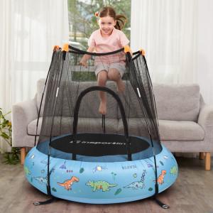 Trambulina gonflabila pentru copii inSPORTline Nufino 120 cm