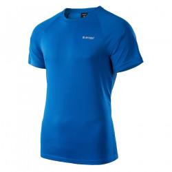 Tricou pentru barbati HI-TEC Makkio, Albastru