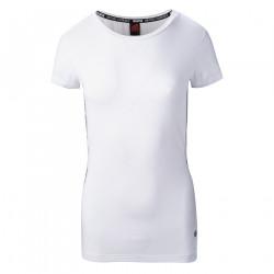 Tricou pentru femei IGUANA Seldovia W, Alb