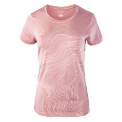 Tricou sport pentru femei ELBRUS Sigrun Wo s, Roz