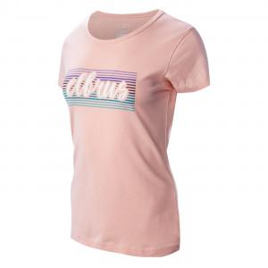 Tricou pentru femei ELBRUS Ukaja II, Roz