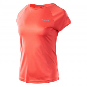 Tricou pentru femei HI-TEC Lady Alna, Roz