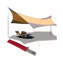 Umbrela de soare MAXIMA 5.4х5.6хH2.5 m