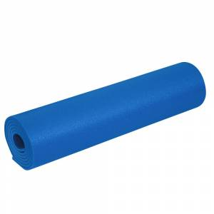 Saltea monostrat camping YATE 8 mm, albastru