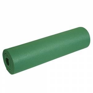 Saltea monostrat camping YATE 8 mm,  Verde inchis