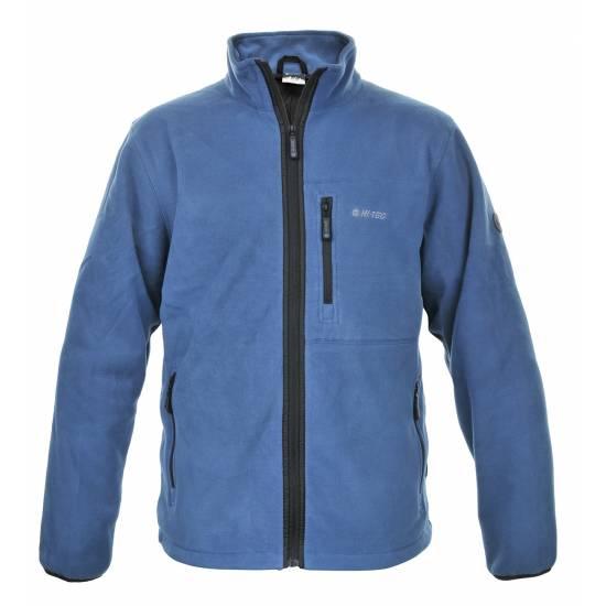 Jacheta Fleece HI-TEC Polaris, Albastru