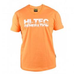Tricou barbati HI-TEC Generat, Portocaliu