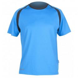 Tricou HI-TEC New Mirro albastru