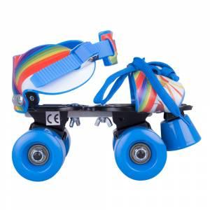 Patine cu rotile ajustabile pentru copii WORKER Garcetti