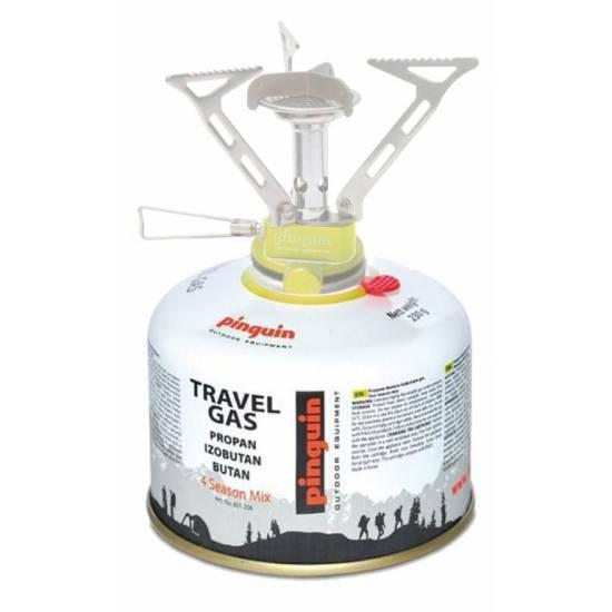 Butelie gaz PINGUIN 450 gr