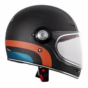 Casca Moto  W-TEC V135 Matt Carbon