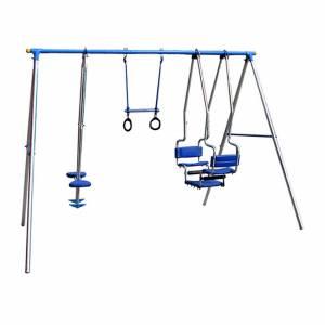 Inaltime pentru copii cu trepte inSPORTline - 3 locuri