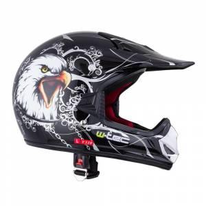 Casca W-TEC V310 Junior negru cu vultur