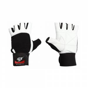 Manusi Fitness ARMAGEDDON SPORTS, White