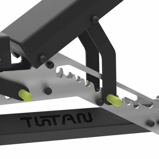 Banca reglabila THD Fitness TITAN