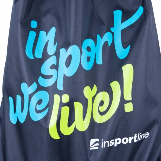 Rucsac inSPORTline Sportsy, Albastru/Galben