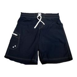 Shorts barbati HI-TEC Agnus, Negru
