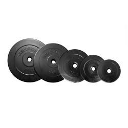 Set discuri de fitness cu ciment inSPORTline CEM 2x1.25-15 kg