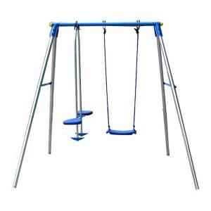 Leagan de gradina pentru copii inSPORTline - 3 locuri