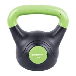 Gantera inSPORTline Vin-Bell Dark 3 kg