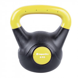 Gantera inSPORTline Vin-Bell Dark 6 kg